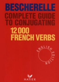 Bescherelle 12,000 French verbs - Click to enlarge picture.
