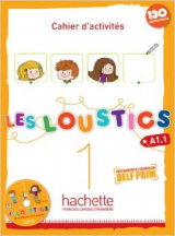 Les Loustics 1 Exercise book