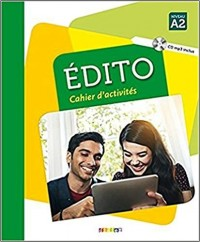 Edito A2 Exercise book - Click to enlarge picture.