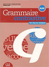 Grammaire contrastive: for English speakers - Click to enlarge picture.